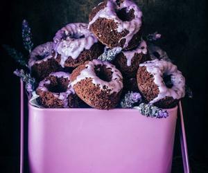 cake, sweet, and chocolate image