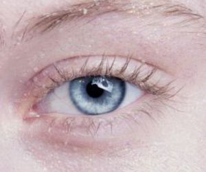 blue eyes, eye, and eyes image
