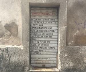 poesia, scritte sui muri, and lecce image