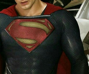 Henry Cavill, man of steel, and clark kent image