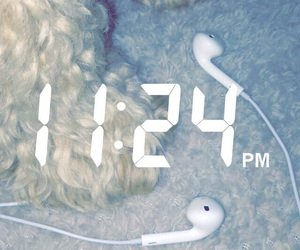 filter, headphones, and puppy paws image