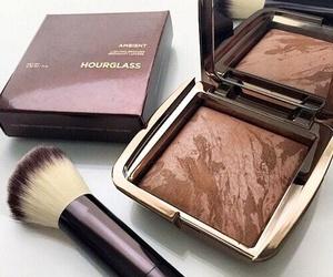 makeup, bronze, and beauty image