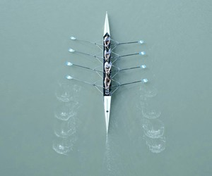 photography and rowing image