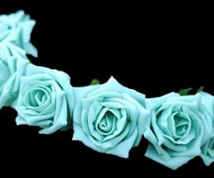 flores, png, and corona de flores image