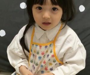 korean baby, ulzzang kid, and jaen image
