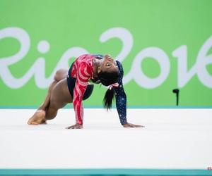 gymnastic, rio2016, and teamusa image