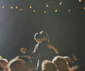couple, dance, and wedding image
