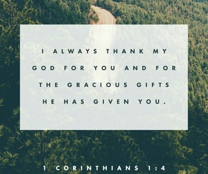 god, give thanks, and love image