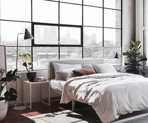 apartment, house, and bed image