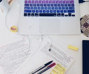 studyspo and studyblr image