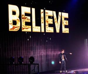 justin bieber, believe, and beliebers image