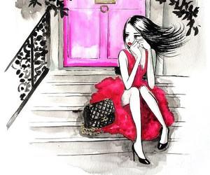 fashion, pastel, and boho image