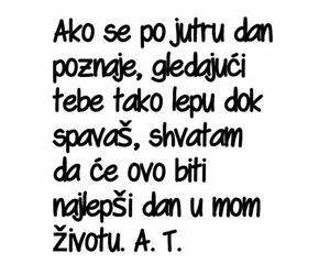 balkan, volim te, and misli image