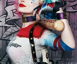 harley quinn, girl, and suicide squad image