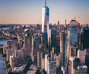 new york city and usa image