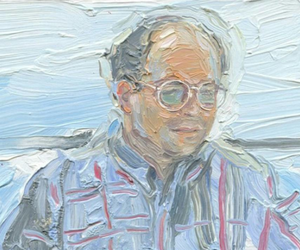 expressionist, seinfield, and george costanza image