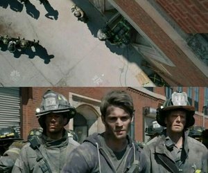 chicago fire and jimmy image