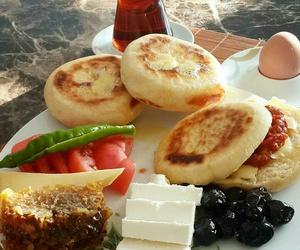 breakfast, food, and mediterranean image