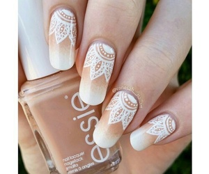 nails, beauty, and nail art image