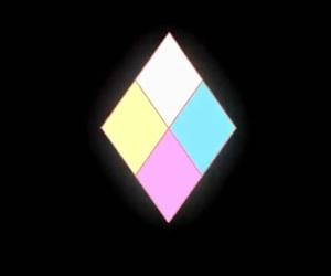diamonds, su, and pink diamond image