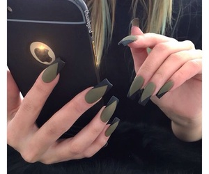 beautiful, black, and claws image