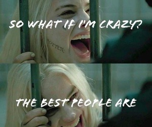 suicide squad, harley quinn, and crazy image