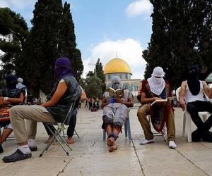 فلسطين, مقاومة, and قبة الصخرة image
