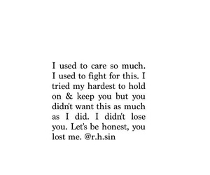 quotes, text, and heartbreak image