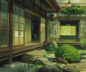 anime, japan, and scenery image