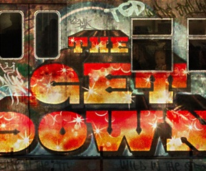 serie, netflix, and the get down image