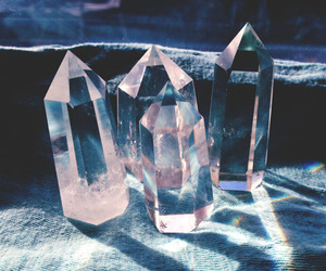 crystal, aesthetic, and alternative image