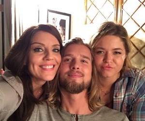pll, alison dilaurentis, and mary drake image
