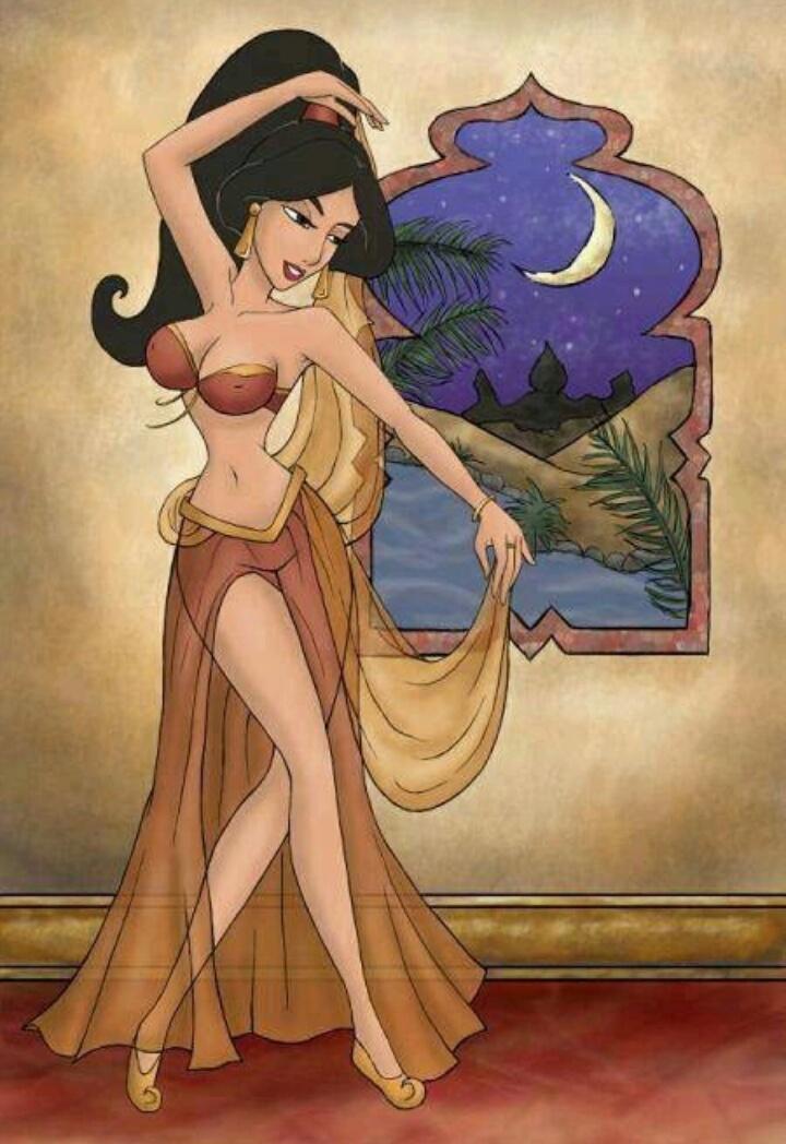 Plus Size Sexy Desert Princess Costume For Women
