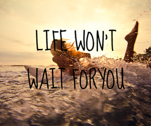 life, quote, and summer image