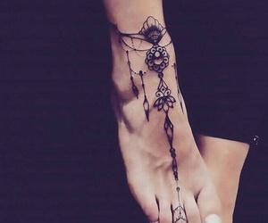 arte, black, and tatto image