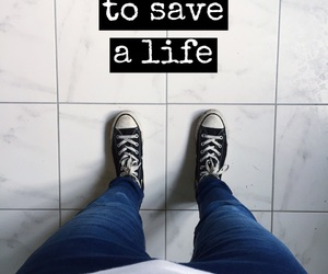 quote, thefray, and howtosavealife image