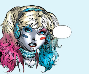 DC, harley quinn, and dc comics image