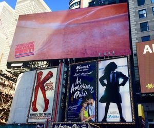 broadway, nyc, and dreams image