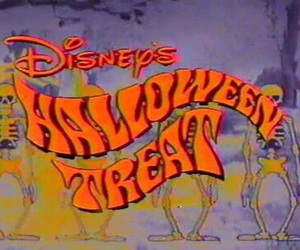 Halloween, disney, and aesthetic image