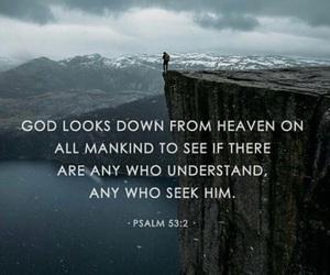 bible study, god, and heaven image