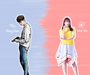 kdrama and w two worlds image