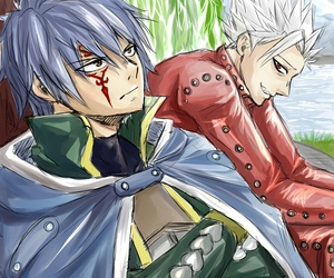anime, ban, and fairy tail image