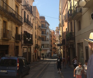 Hot, streets, and spain image