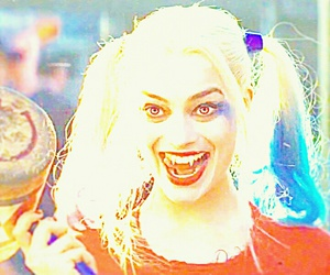 different, suicide squad, and hair image