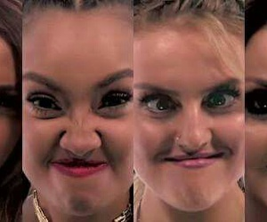 funny, jesy nelson, and perrie edwards image