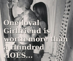 loyal, quote, and couple image