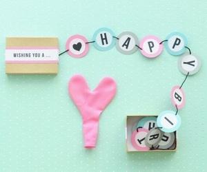 diy, birthday, and happy birthday image