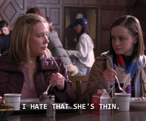gilmore girls and thin image