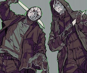 horror, killers, and michael myers image
