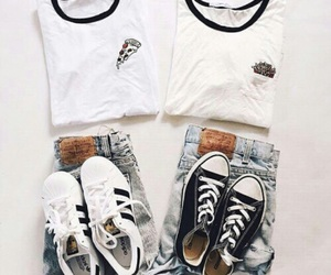 clothes, goals, and want image
